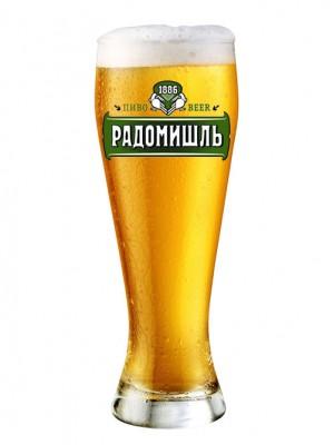 """Пиво """"Радомишль"""" Світле Фільтроване 4,8%"""