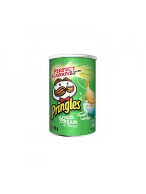 Чіпси «Pringles» сметана-цибуля 70 г