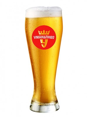 """Пиво """"Вайсбург"""" Світле Фільтроване 4,7%"""