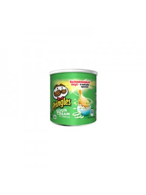 Чіпси «Pringles» сметана-цибуля 40 г