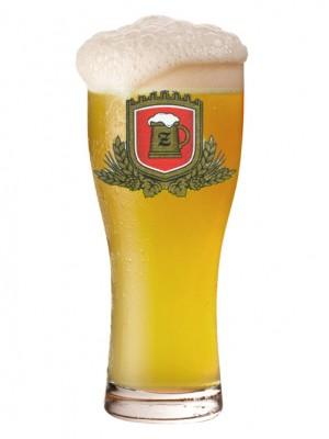 """Пиво """"Хопфен"""" Белое Нефильтрованное 5%"""